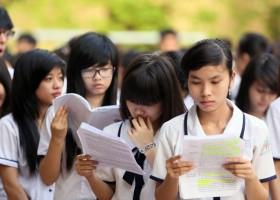 Chính thức công bố phương án thi tốt nghiệp, đại học 2015